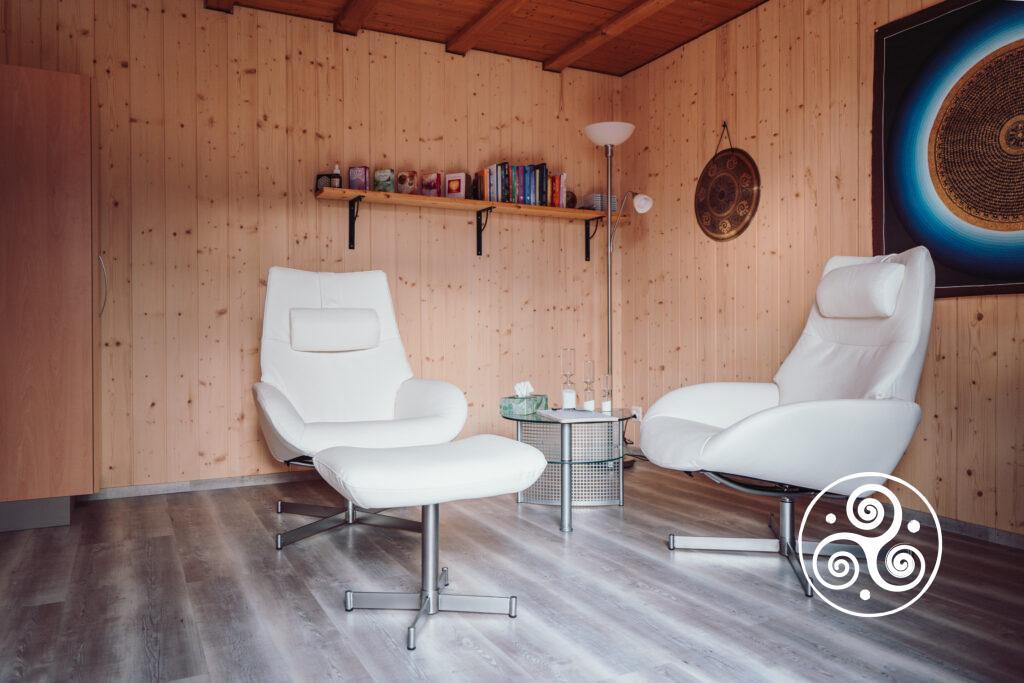 Raum für Sitzungen
