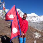 Tony in Nepal