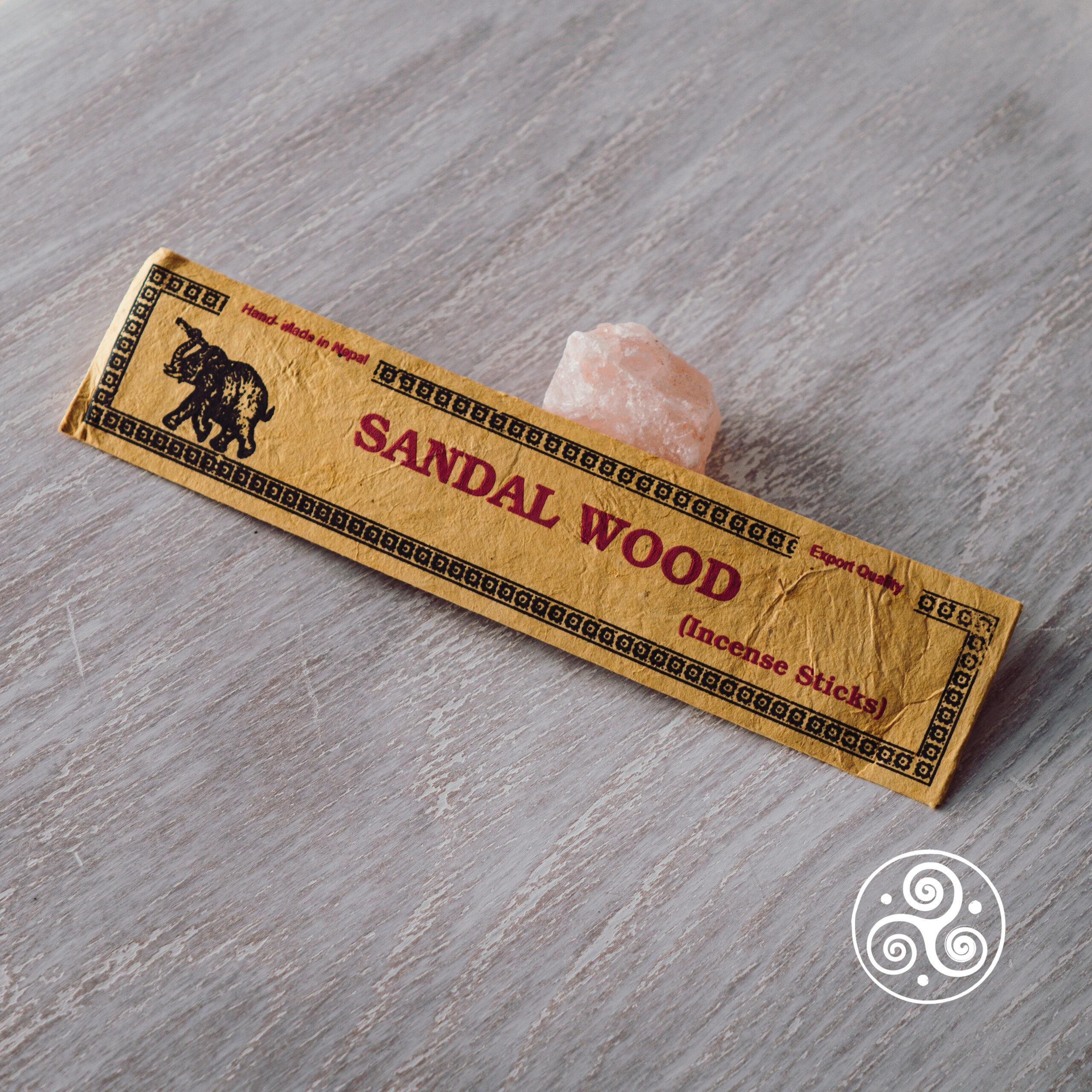 Nepali Lakta Incense Sticks - Sandal Wood