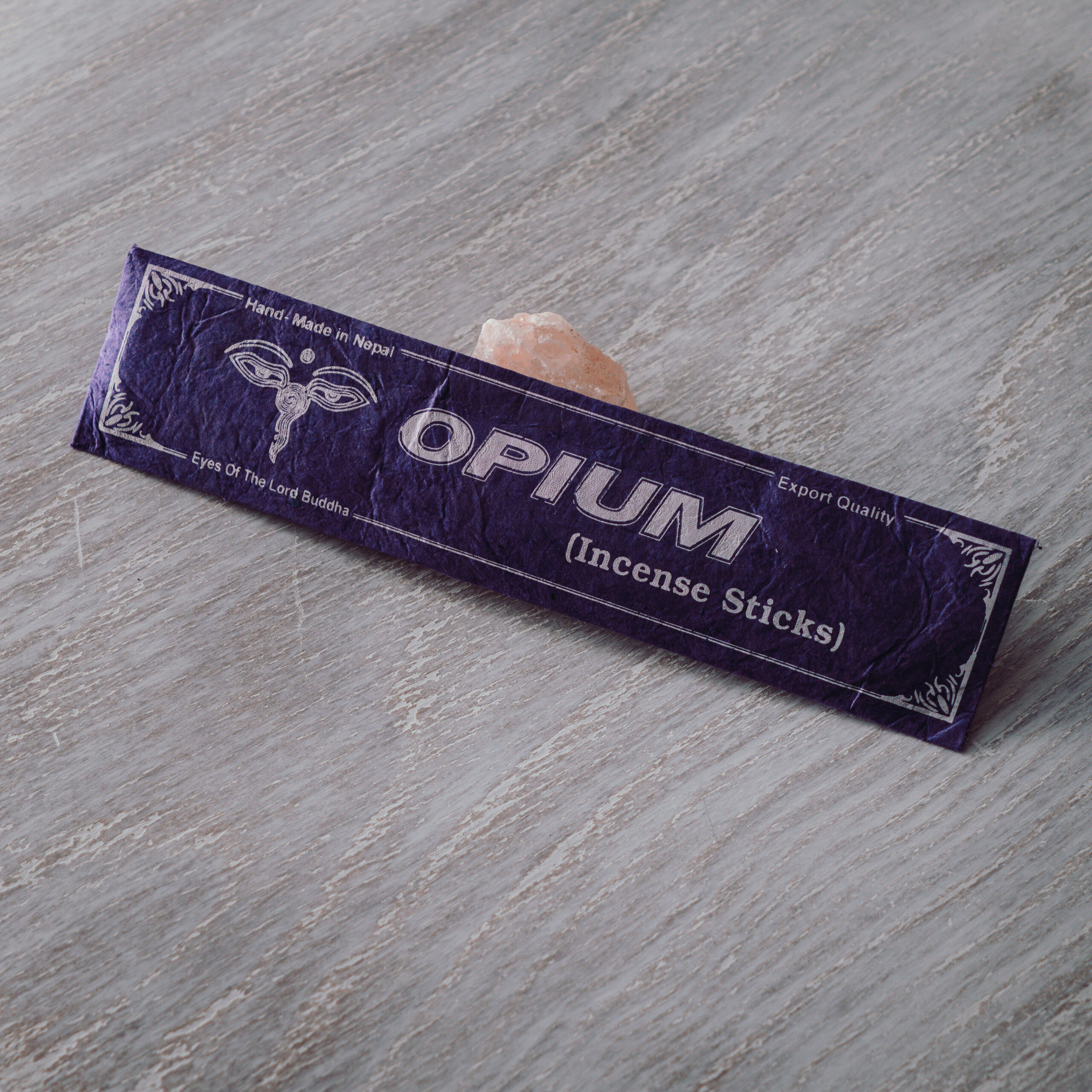 Nepali Lakta Incense Sticks - Opium