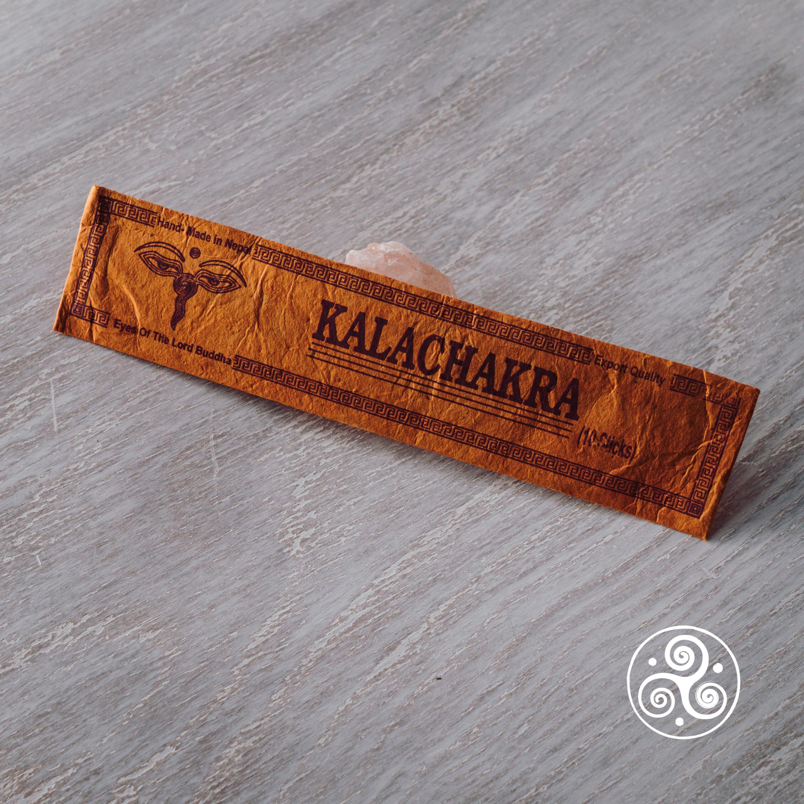 Nepali Lakta Incense Sticks - Kalachakra