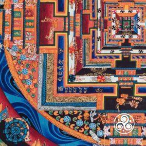 Kula Chakra Mandala