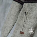 Taschendetail Planet Wool Jacke