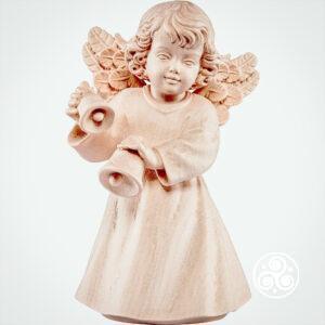 Engel mit Glöckchen Natur