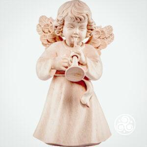 Engel mit Posaune Natur