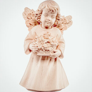 Engel mit Blumen Natur