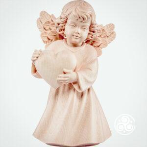 Engel mit Herz Natur