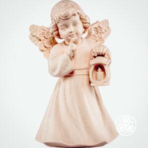 Engel mit Laterne Natur
