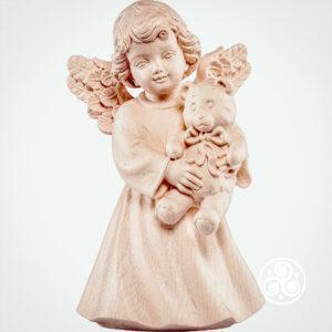 Engel mit Teddy Natur