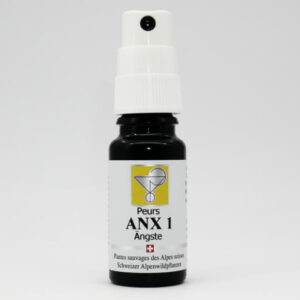 Blütenmischung Anx 1 Ängste