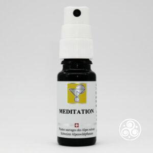 Blütenmischung Meditation
